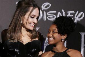Así ha crecido Zahara Marley, la hija mayor de Angelina Jolie y Brad Pitt