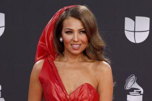 Thalía será la presentadora del especial de Latin Grammy dedicado a las mujeres