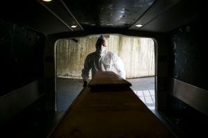 Funerarias de Los Ángeles tendrían lista de espera por alta demanda de fallecidos por coronavirus