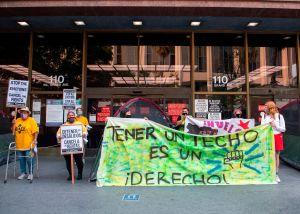 Una jueza federal anula la moratoria de desalojos por la pandemia impuesta por el gobierno