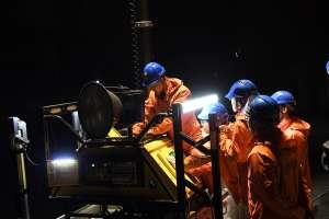 Rescatan a 11 mineros atrapados durante dos semanas en una mina en China