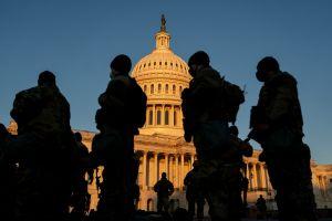 Pentágono autoriza mantener a la Guardia Nacional en el Capitolio