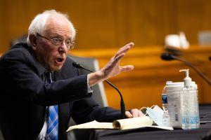 Bernie Sanders presentó una resolución para bloquear la venta de armas a Israel por el conflicto de Gaza