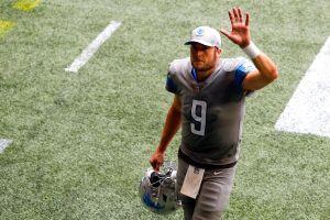 Los Angeles Rams adquiere al quarterback Matthew Stafford en un cambio por Jared Goff