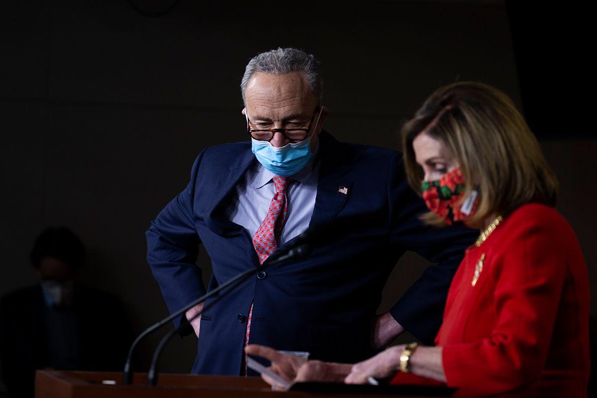 ¿Por qué la semana del 22 de febrero es clave para cheque de estímulo de $1,400 en Congreso?