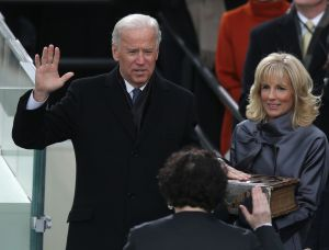 Sigue EN VIVO la ceremonia de inauguración de Joe Biden