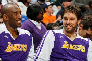 """""""Te echo de menos, hermano"""": Pau Gasol recuerda a Kobe Bryant a un año de su partida"""
