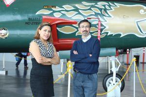 La aviación moderna también se hace en México