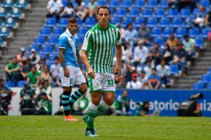 Andrés Guardado le ganó la partida al coronavirus y volvió a los entrenamientos