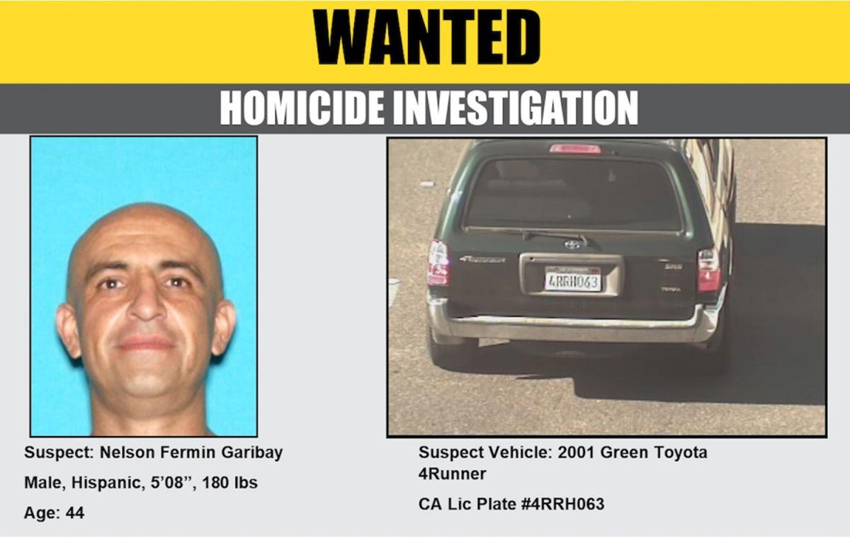 LASD busca a hispano que mató a batazos a su madre y su padrastro