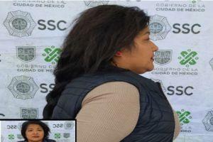 La Juana, la mujer que vendía pen guns y drogas en compañía de un niño