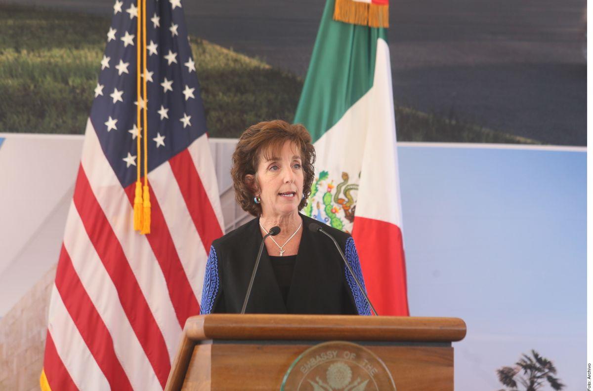 Joe Biden designa a Roberta Jacobson como coordinadora para frontera con México