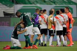 No hubo milagro en semifinales de Libertadores: River Plate no pudo remontar a Palmeiras, acusan al VAR