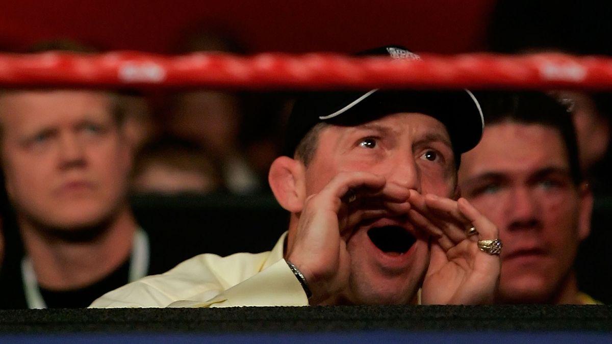 Pat Miletich, Salón de la Fama de UFC, despedido por participar en el asalto al Capitolio