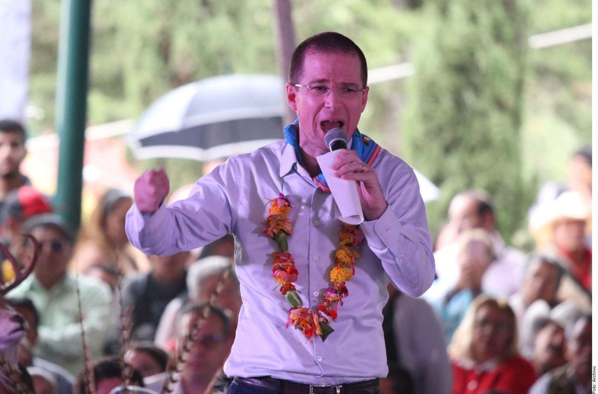 Ricardo Anaya, excandidato presidencial y rival de AMLO en 2018, anuncia contender por la Presidencia de México en 2024