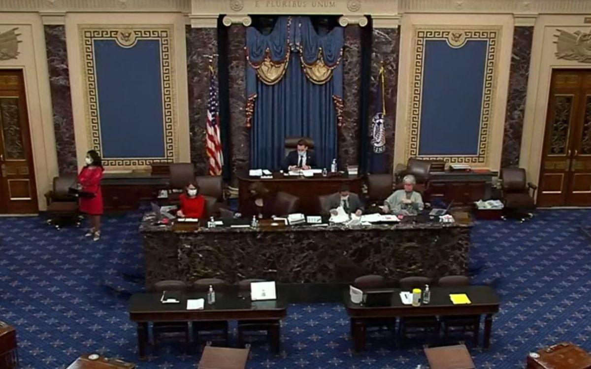 Senado propina revés a Trump al anular veto de ley de Defensa