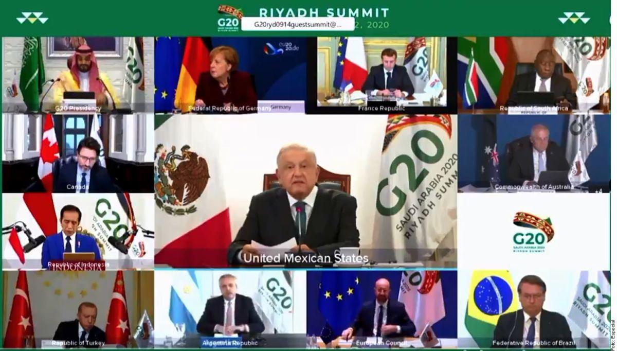 AMLO llevará a la mesa del G20 tema de censura en Redes Sociales; la libertad de expresión debe garantizarse, dice