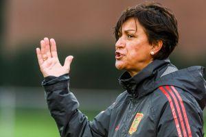 Toña, la primera entrenadora extranjera en la Liga MX femenil
