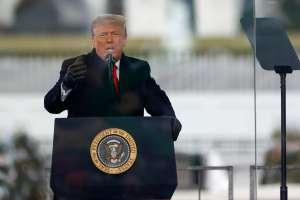 """El Senado prevé iniciar la próxima semana el juicio contra el expresidente Trump por """"incitación a la insurrección"""""""