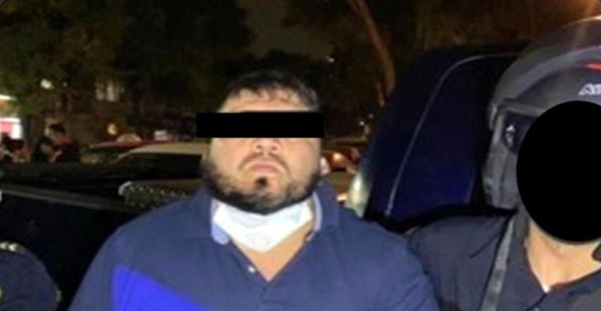 VIDEO: Cae el Maicol, peligroso narco, lo agarraron tras una persecución