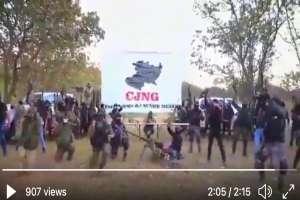 VIDEO: Mujeres embarazadas y con niños así buscan detener al Mencho y el CJNG