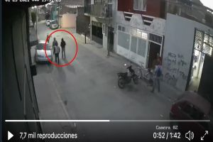 VIDEO: Momento exacto en que sicarios matan a familia; un niño y 2 mujeres entre las víctimas