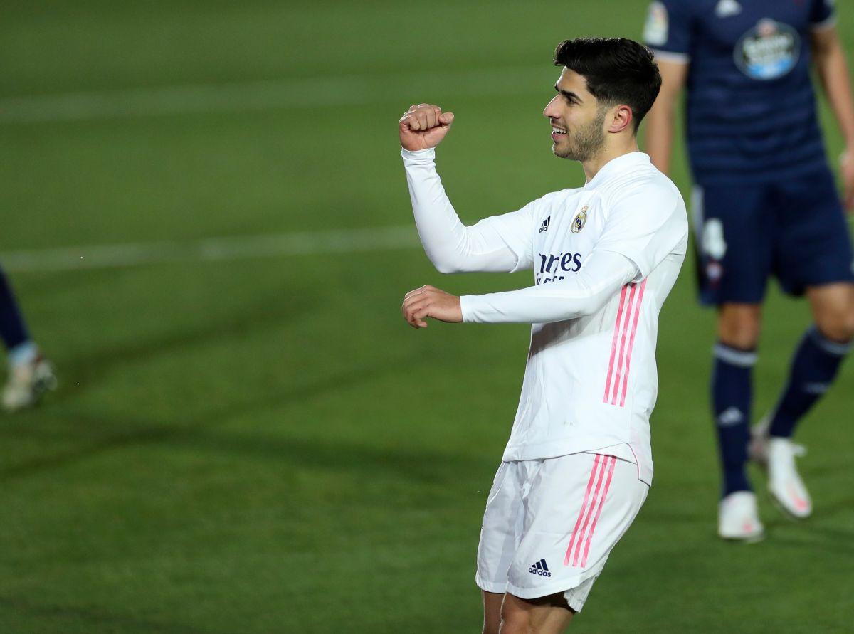 Sin contratiempos: el Real Madrid arranca el 2021 con un plácido triunfo ante el Celta