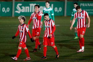 Ridículo rojiblanco: el Atlético de Madrid, eliminado de la Copa por el Cornellá de Segunda B