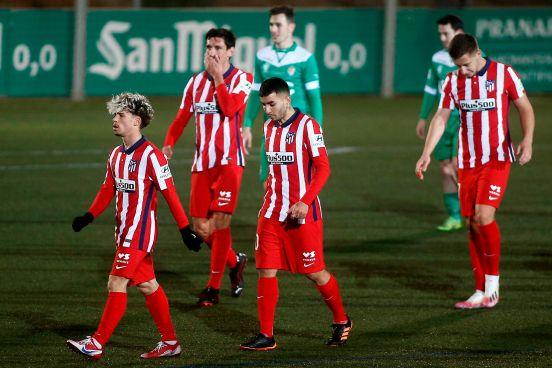 El Atlético fue ridiculizado por el Cornelá.