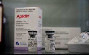 Publican reveladores estudios de la efectividad de la plitidepsna, un fármaco español que neutraliza la carga viral del COVID-19