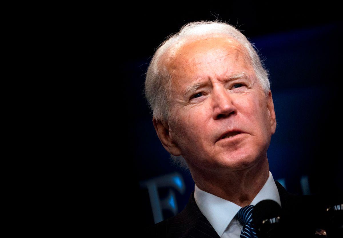 El paquete de estímulo económico de Biden es respaldado por los más grandes empresarios de Estados Unidos