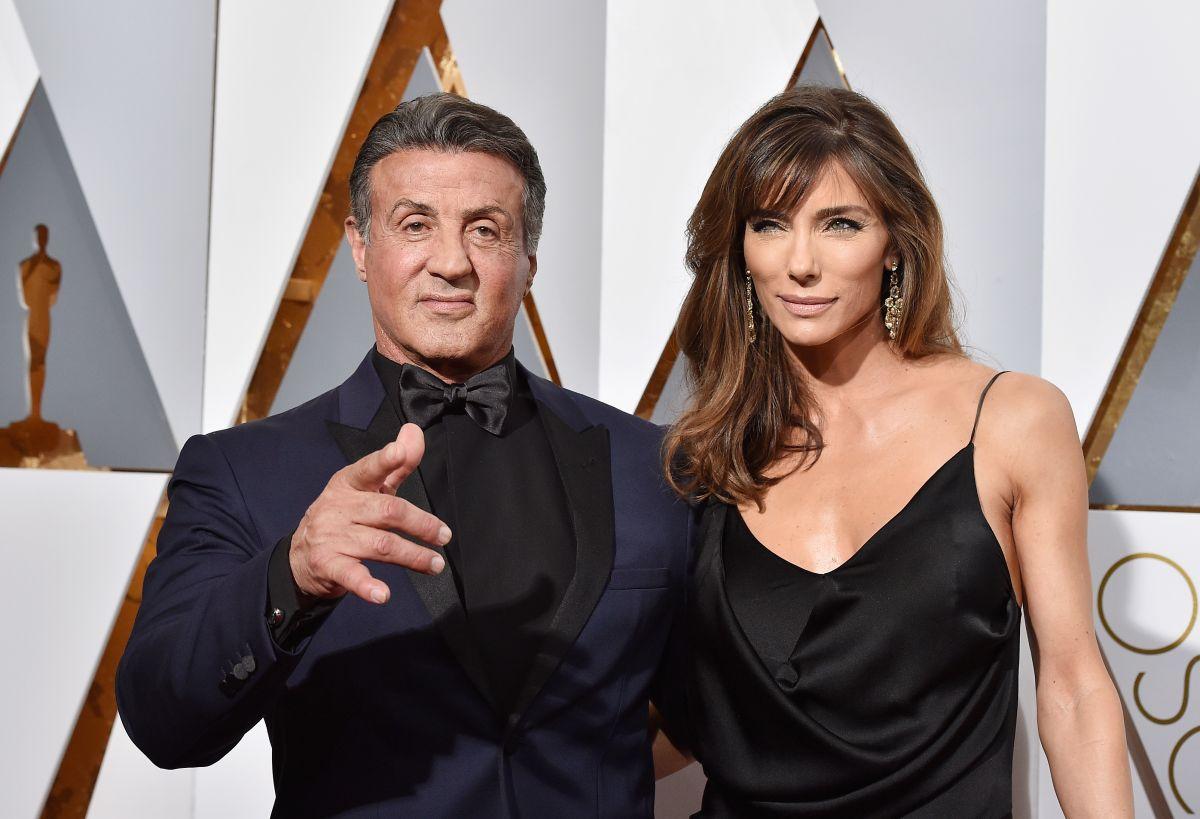 Sylvester Stallone y Jennifer Flavin alistan todo para su mudanza a Palm Beach