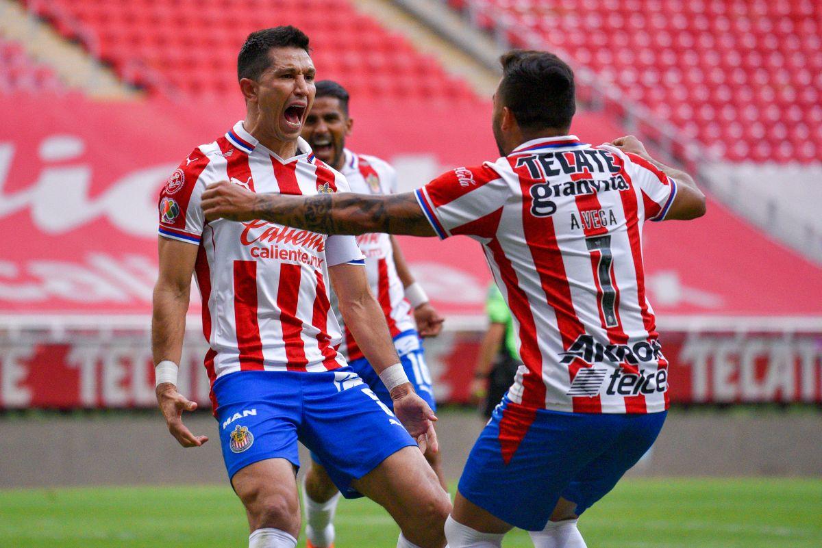 Chivas castigará a algunos de sus jugadores por falta de actitud en la cancha