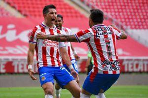Chivas no pudo ganar frente a Toluca e hila su segundo empate