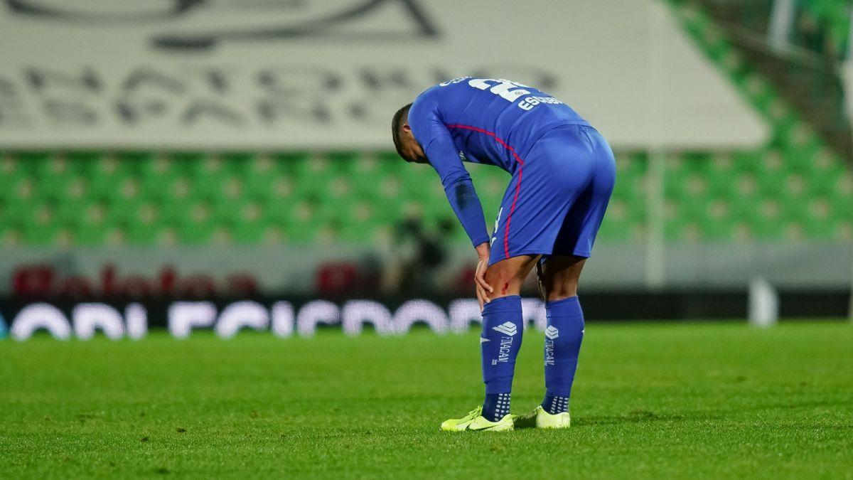 Cruz Azul pierde 1-0 ante Santos.