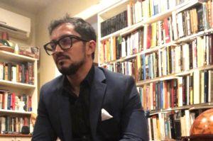 Vida y literatura de Mario Ángel Escobar, paciente 1980 de El Salvador
