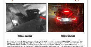 Buscan a un hombre que intentó secuestrar a un niño latino en Miami