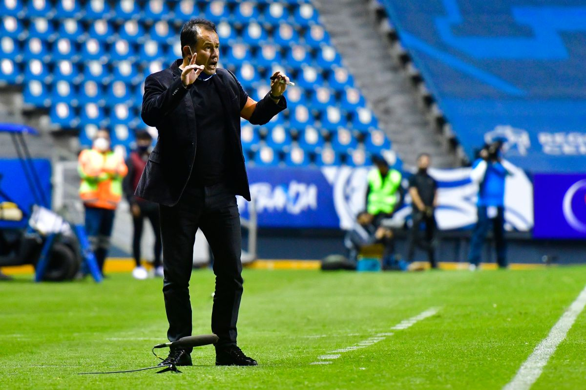 Es oficial: Juan Reynoso es el nuevo director técnico de Cruz Azul
