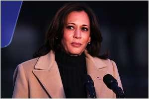 Arrestan en Florida a una mujer que amenazó con matar a la vicepresidenta Kamala Harris