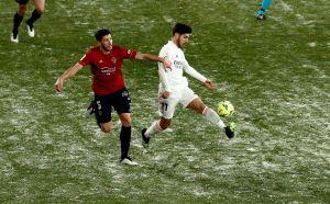 El Real Madrid no pasó del empate y perdió la oportunidad de tomar el liderato de La Liga