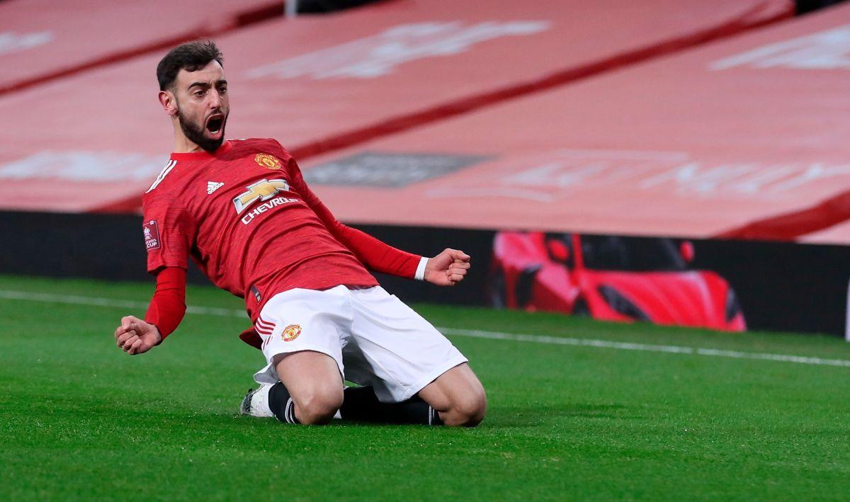 "El derbi inglés estuvo ""endiablado"": el Manchester United eliminó de la FA Cup al Liverpool"