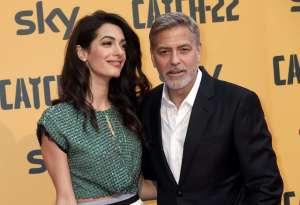 ¡Condenada a la catástrofe! George Clooney sufre con las inundaciones en su lujosa mansión