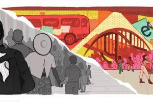 Por qué Google celebra el día de MLK y por qué es un día importante para los latinos