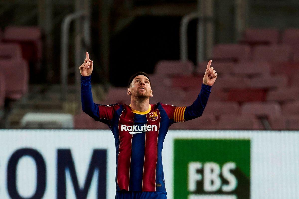 VIDEO: Jugadores y exestrellas del FC Barcelona felicitan a Leo Messi por alcanzar récord imposible