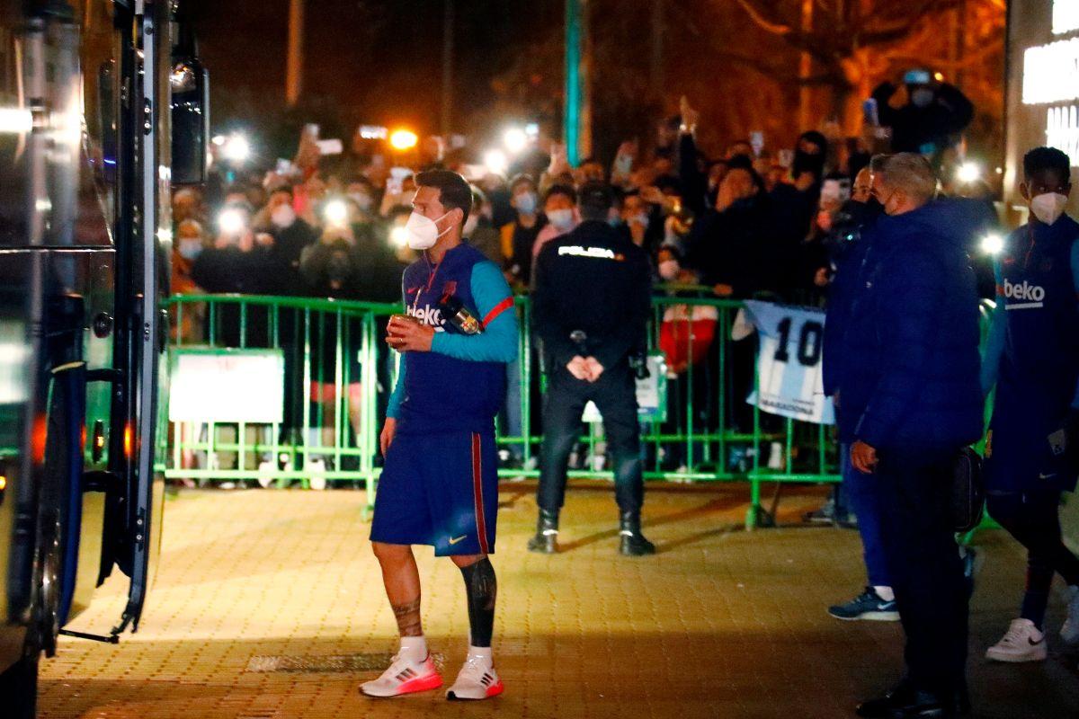 La Supercopa en juego: a dos días de la gran final, Messi sigue sin entrenar