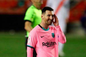 Afirman que Messi pide $36 millones de dólares anuales para irse al Manchester City