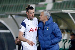 """VIDEO: Mourinho y su fuerte ultimátum a Gareth Bale: """"¿Quieres estar aquí o quieres irte a Madrid a no jugar?"""""""