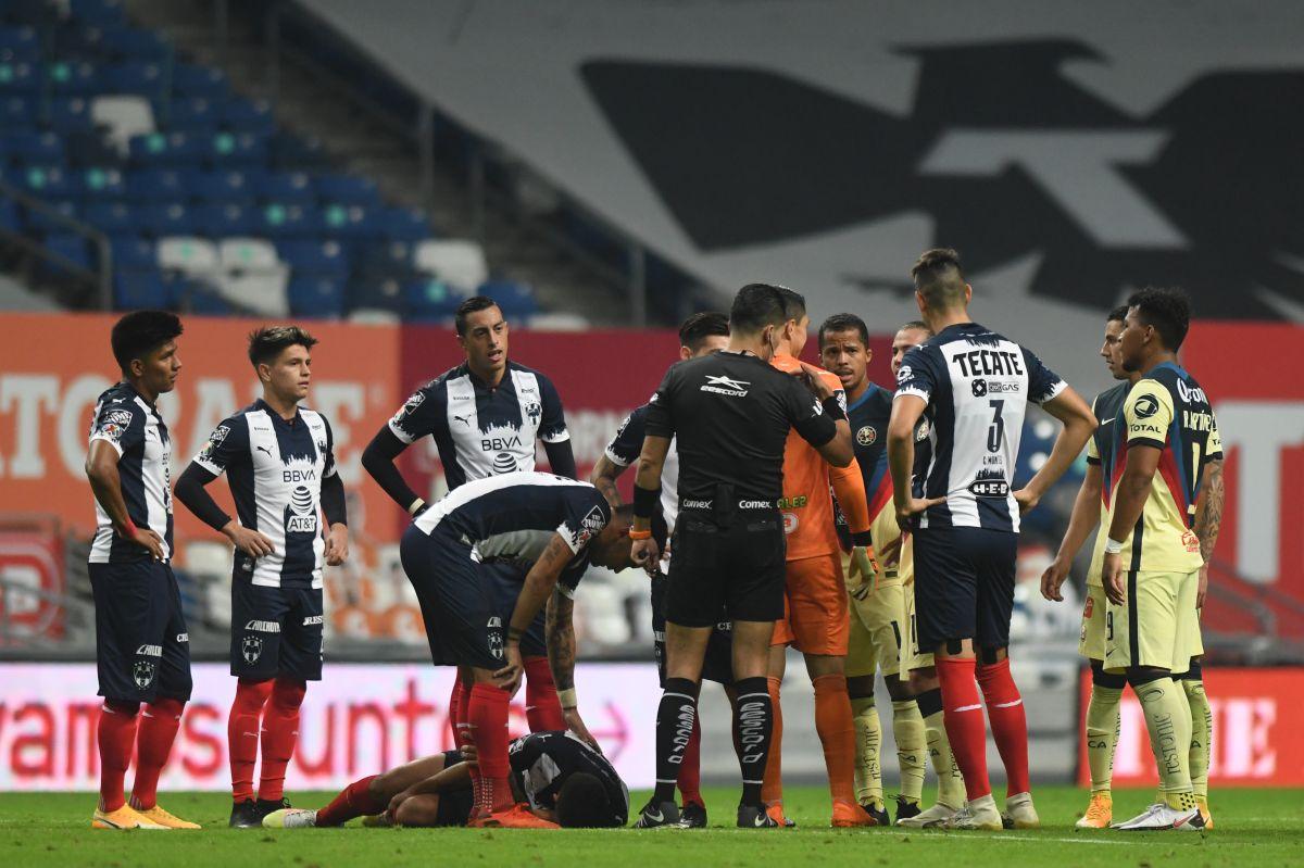 Partidos del Monterrey se suspenden por 19 casos de COVID-19