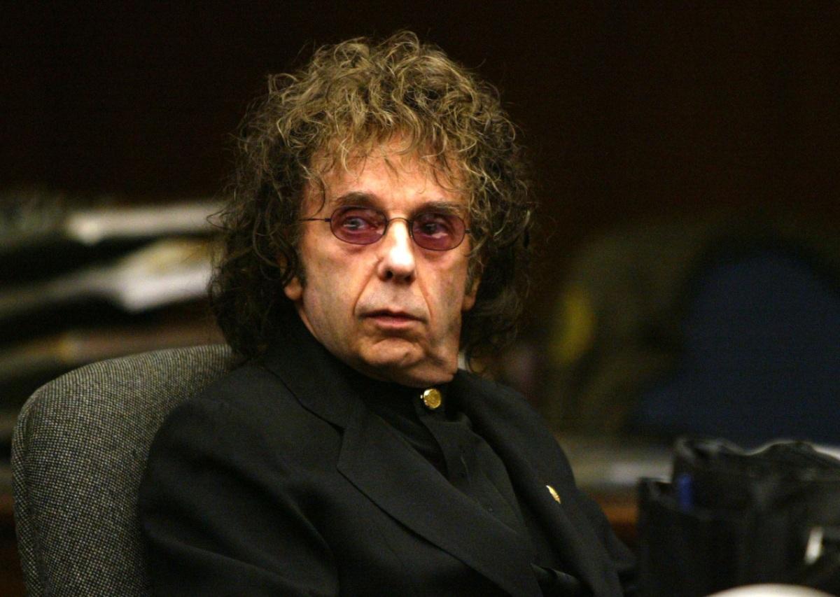 Muere a los 81 años el productor acusado de asesinato Phil Spector, a causa de COVID-19
