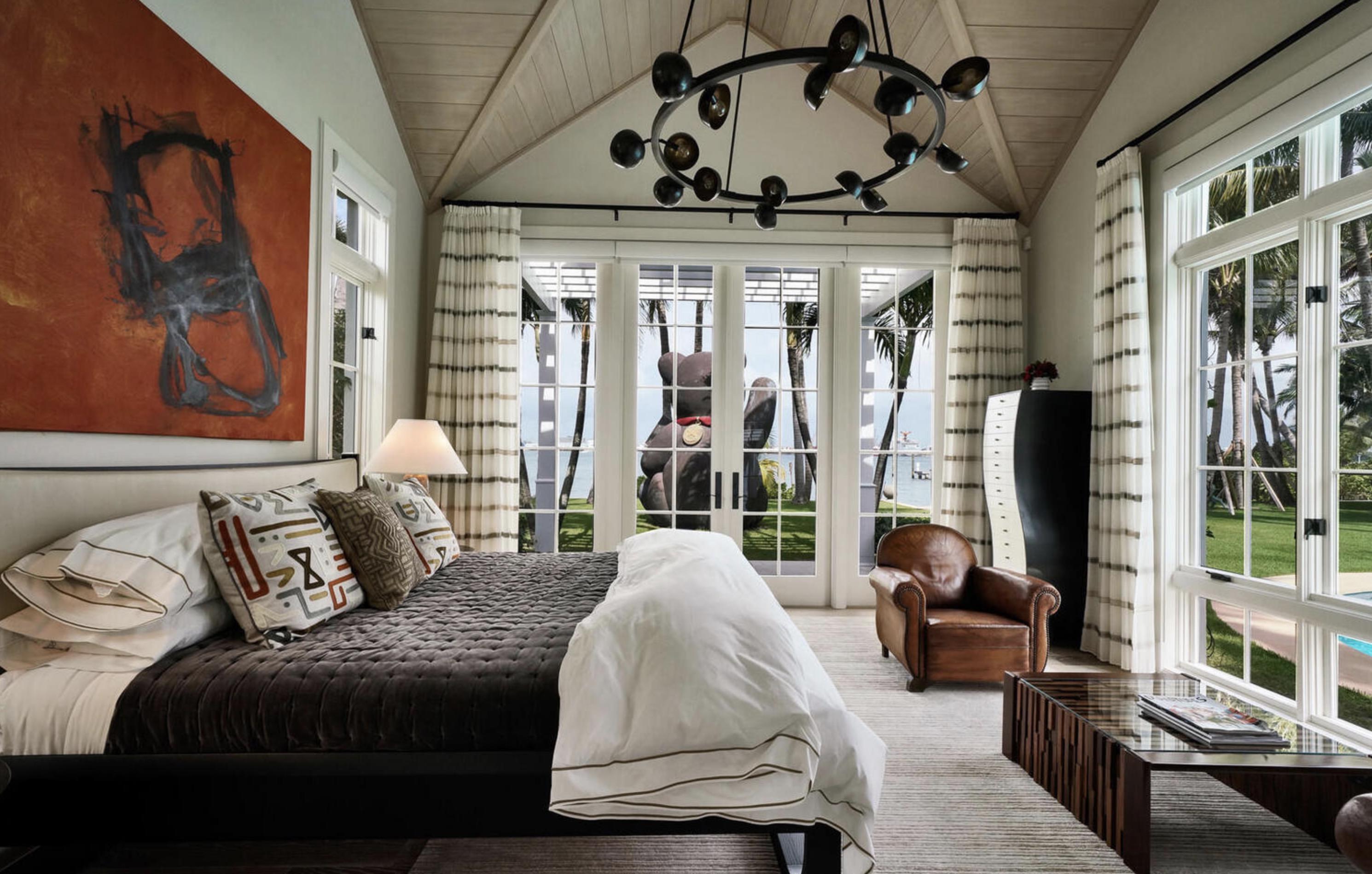 Dormitorio Sylvester Stallone
